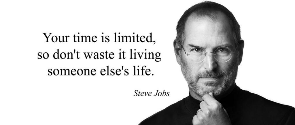 danh ngôn cuộc sống - thành công là gì - steve jobs