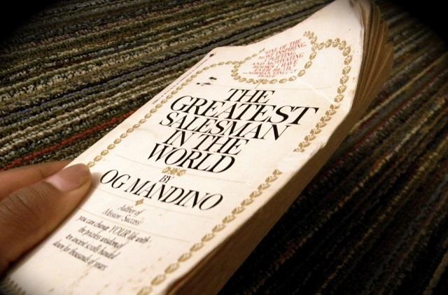 The greatest salesman in the world cover og mandino - cuốn sách giúp thay đổi bản thân cực hay
