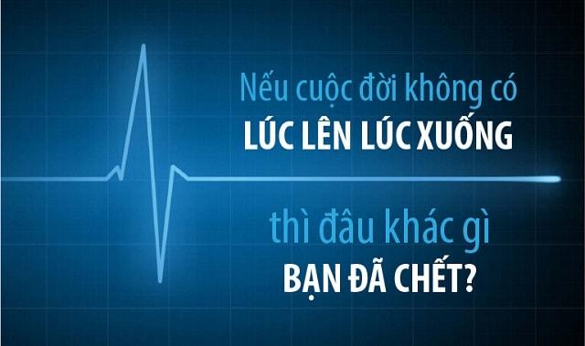 heartbeat line - thay đổi bản thân hay là chết