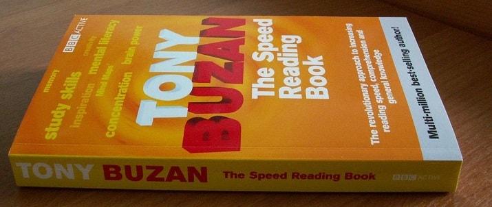 dạy đọc nhanh - sách của Tony Buzan