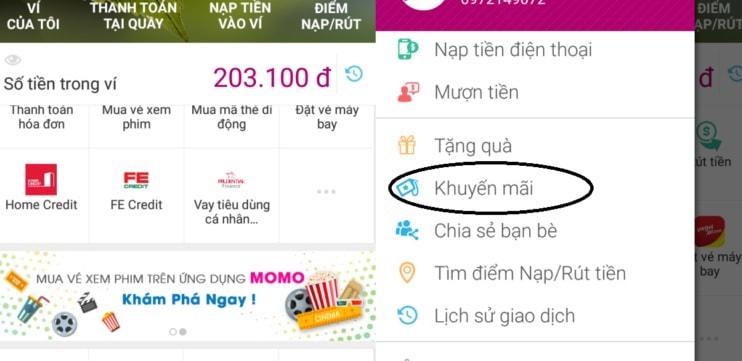 ví momo để download numagician