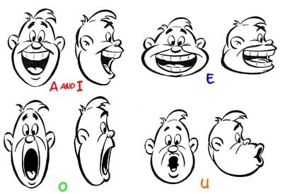 cách luyện giọng - phát âm tròn vành A-E-I-O-U