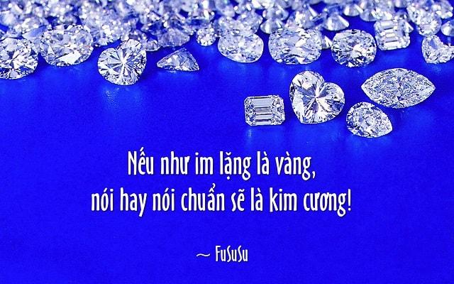 Nếu như im lặng là vàng, nói hay nói chuẩn sẽ là kim cương. Cho nên phải biết cách luyện giọng!