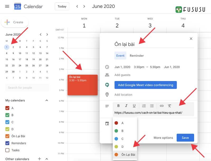 Cách Ôn Lại Bài Hiệu Quả Nhất Với… Google