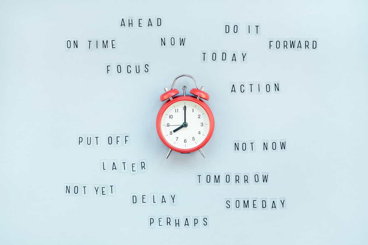 Tại sao trì hoãn và cách trị đơn giản