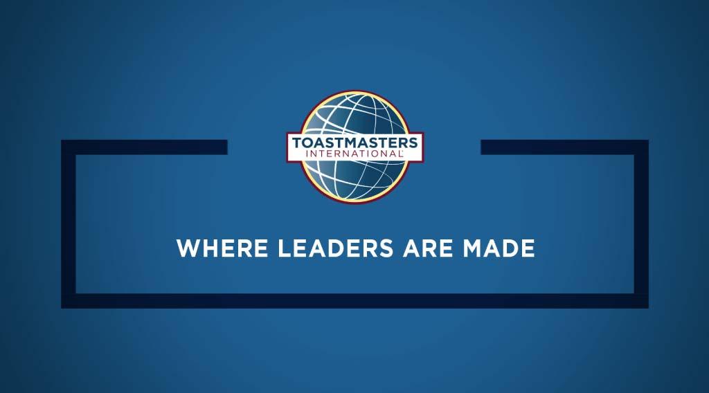 câu lạc bộ tiếng Anh ACI toastmasters online